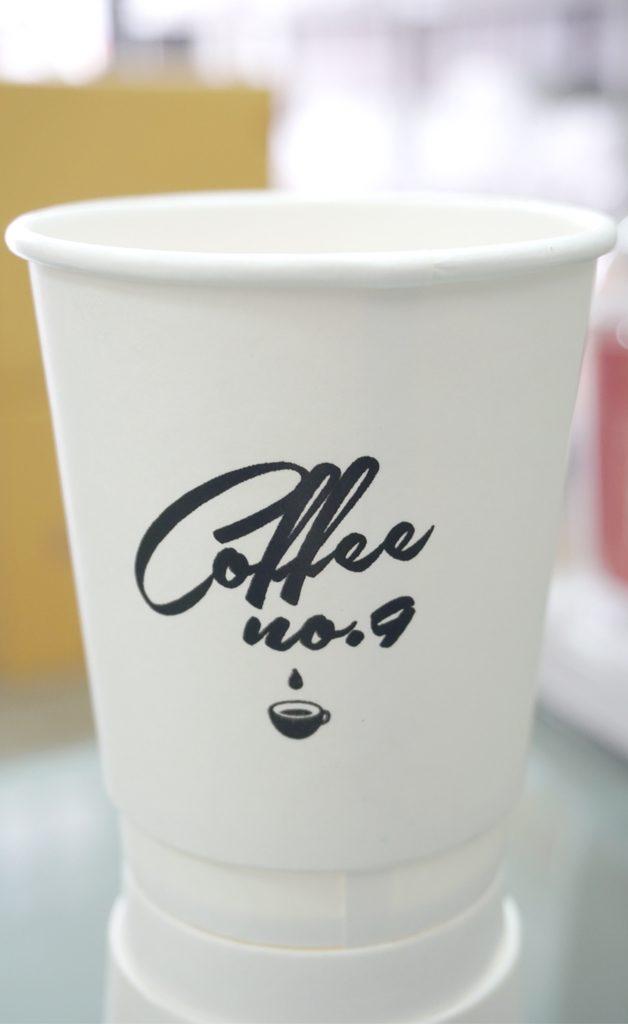สกรีน แก้วกาแฟ 1 สี