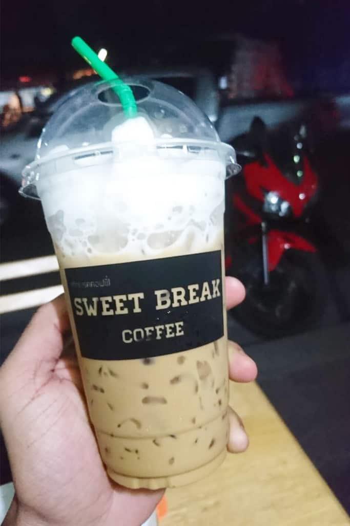 sweet break coffee
