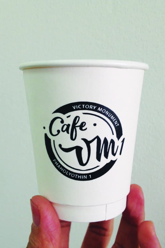 Cafe VM อนุสาวรีย์