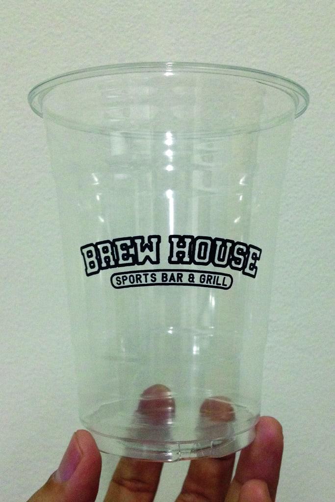 brew house 16oz